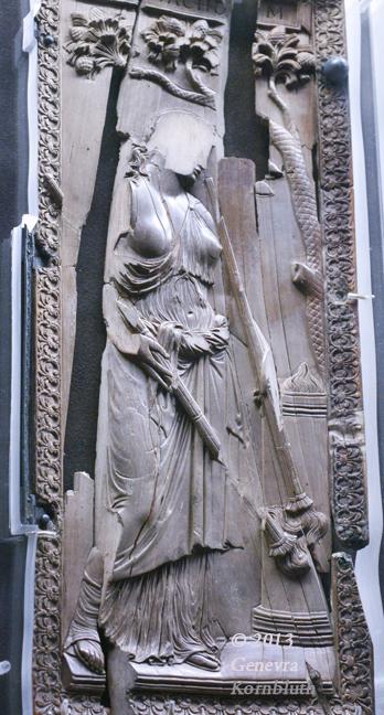 Kornbluth Nicomachorum Ivory Archive